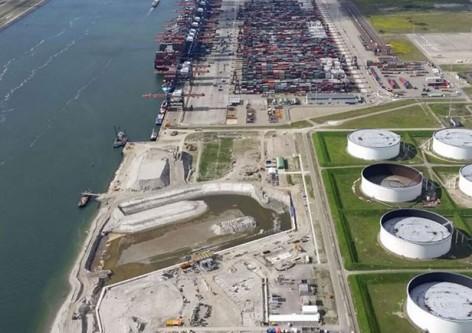 LNG-Breakbulkterminal-Yukonhavenklein