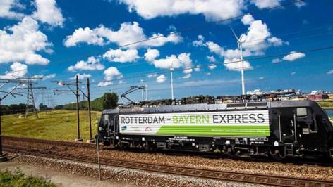 Rotterdam-Bayern-Express