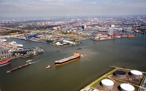 Luchtfoto Maas