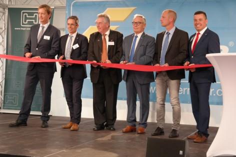 Eröffnung der Nierlassung Sulzemoos