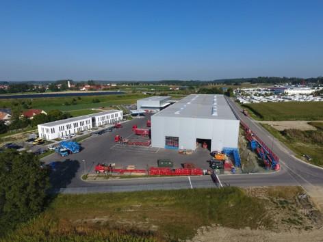 Neuer Felbermayr Standort in Sulzemoos