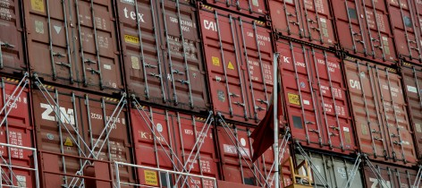Beeld-Melding-Lading-Export-Containers