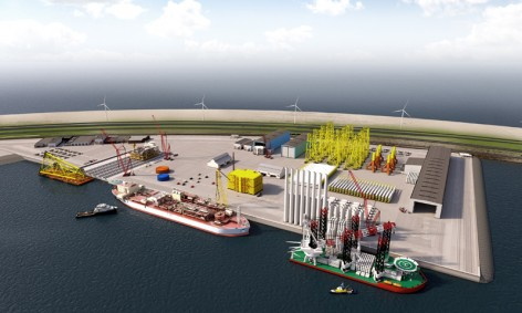 kOffshore Center MV2 Artist impression - Final versio