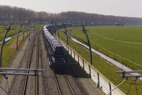 Nederland, Rotterdam, 2011 Foto; Freek van Arkel/Hollandse Hoogte