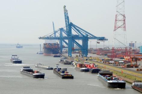 POA_Barge_Noordzee_Terminal klein