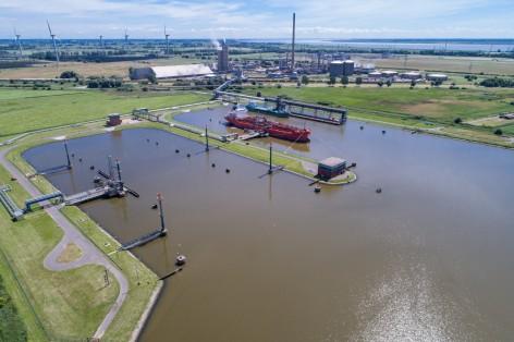 Hafen Ostermoor Kopie