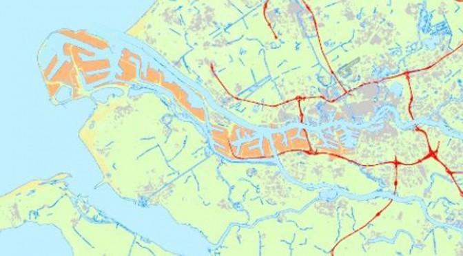 Hafenmeister Hafenkarte von Rotterdam online
