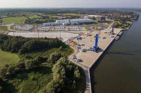 Rendsburg_Port_Luftbild