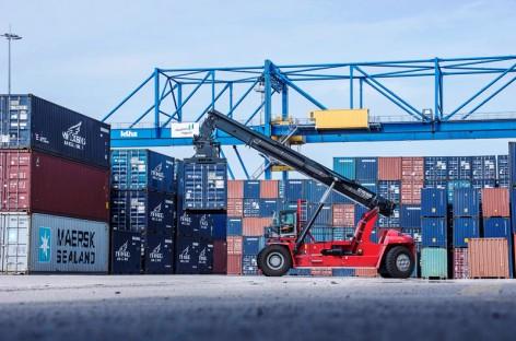 170118_Containerumschlag wächst weiter