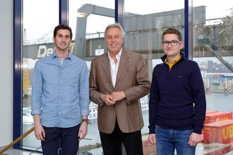 170307_Startup zu Gast im Duisburger Hafen