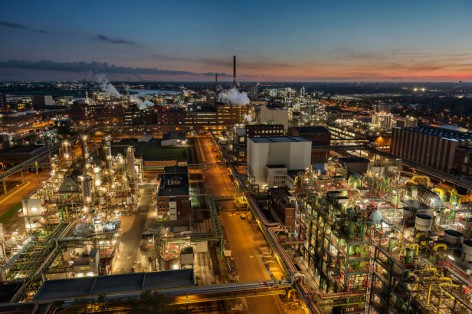 81 Millionen Euro investierten die Unternehmen im CHEMPARK Krefeld-Uerdingen im Jahr 2016.