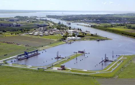 Hafen Ostermoor