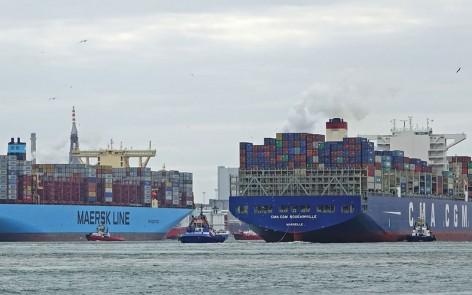 madrid-maersk-cma-cgm-bougainville-kees-torn