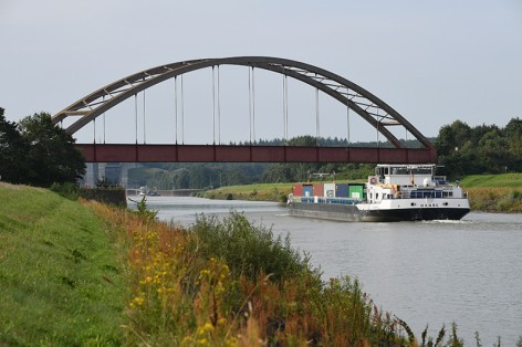 Elbe-Seitenkanal 8-8-2017